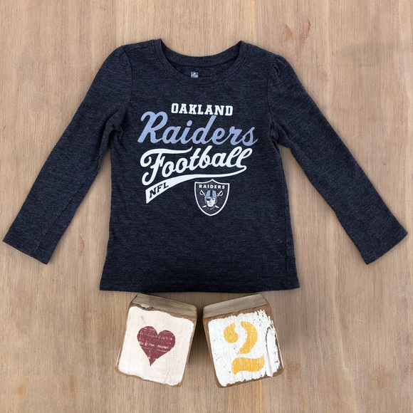 Team Apparel Oakland Raiders Toddler